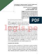 CASACION LA LIBERTAD13121-2017-La-Libertad-Legis.pe DORMIR EN EL TBJO JUSTIFICA EL DESPIDO