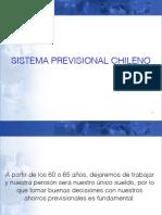 PRESENTACIÓN SISTEMA PREVISIONAL copia