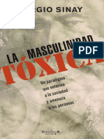 Sergio Sinay Masculinidad Toxica PDF