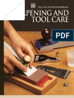 Art of Woodworking Sharpening and Tool Care