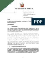 Junta Nacional de Justicia suspende por seis meses al fiscal Tomás Gálvez