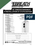 Manuel Dimensionnement installation utilisation fournaise à air