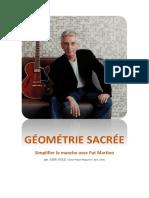 Pat Martino_Géométrie Sacrée