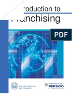 Intro to Franchising Student Guide