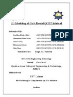 3D MODELLING OF QCET HSTL