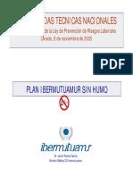 Plan Ibertuamor Sin Humo