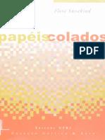 resumo-papeis-colados-flora-sussekind
