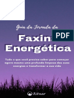 Guia da Jornada da Faxina Energética 2