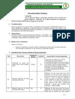 ESPECIFICACIONES TECNICAS DE UTILES DE OFICINA ULTIMAS