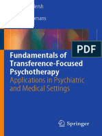 Richard G. Hersh, Eve Caligor, Frank E. Yeomans (auth.) - Fundamentals of Transference-Focused Psychotherapy_ Applications in Psychiatric and Medical Settings-Springer International Publishing (2016)