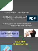 GRUPO 2, PAGO POR CONSIGNACION.pptx