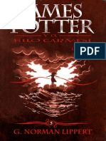 James Potter y El Hilo Carmesi-George Norman Lippert