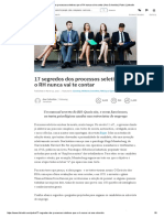 17 segredos dos processos seletivos que o RH nunca vai te contar _ Ana Colombia _ Pulse _ LinkedIn