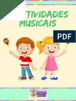 e-book 5 Atividades Musicais