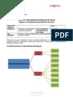 CLASE 24 GUIA 3 RECURSOS NATURALES DE CHILE 5TO BASICO HISTORIA 2020