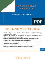 u2 ATOLOGÍA DE CABEZA Y CUELLO