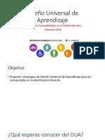 Diseño Universal de Aprendizaje  (1)