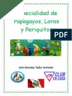 Especialidad de papagayos, loros y periquitos-convertido