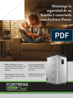 Fortress-Power-eVault-18.5-Sales-Flyer SPANISH