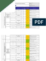 Matriz Ambiental-Oficinas Regionales