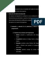 Proceso inductivos de software