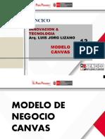INNOVACION PPT 12 - Modelo CANVAS