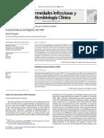 Caracteristicas Virologicas de VIH