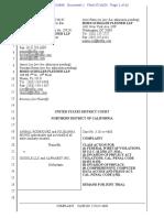 2020-07-14 [Dkt. 1] Rodgriguez Et Al. v Google LLC Et Al.