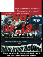 Critical Theories, IR and 'the Anti-Globalisation Movement' The Politics of Global Resistance (Routledge Ripe Studies in Global Political Economy) ( PDFDrive.com )