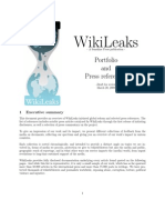 WikiLeaks Private Secret