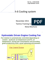 D375A-6 Cooling system