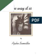 The Way It Is - Ajahn Sumedho.pdf