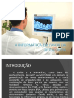 A Informática em favor da Ortodontia