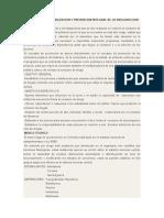 PROYECTO DE SENSIBILIZACION Y PREVENCION INTEGRAL DE LA DROGADICCION