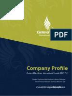 CEIC Company Profile ,latest pdf, 01 August 2019