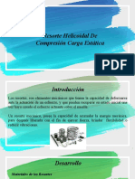 Resorte Helicoidal Compresion