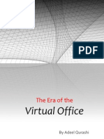 The Era of the Virtual Office - a thesis by Adeel Qurashi