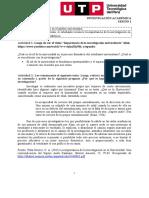 investigacion academica
