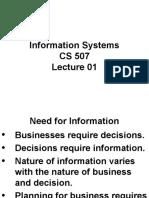 CS 507 - Lect-01 - Graphics.ppt