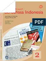 SMA-MA Kelas 11 - Bahasa Indonesia Aktif Dan Kreatif