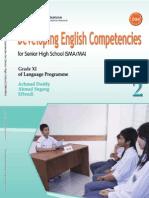 SMA-MA Kelas 11 - Developing English Competencies