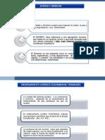 Jerarquía de las Normas Jurídicas en Colombia