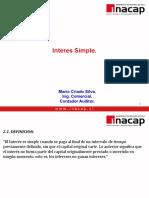 Interes simple y compuesto 2020