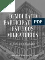 Democracia participativa y estudios migratorios