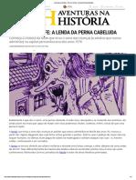 Aventuras na História · Terror no Recife_ A lenda da Perna Cabeluda