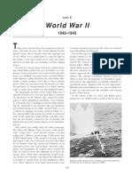Naval Aviation Chronology WW2