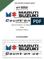 403487355-SALES-PROMOTION-ON-MARUTI-SUZUKI-docx