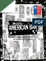 Alejandro Gana ED. 2015. Reconstruccion de la memoria historica y visual del American Bar de Valparaiso