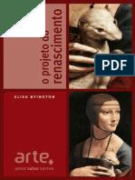 O Proj. do Renascimento.epub