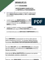 RT 37 - INFORME - PARRAFO DE ENFASIS - 2016